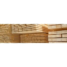 Доска обрезная 40 мм (40х6000)